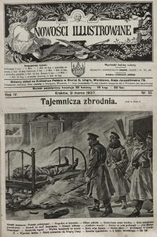 Nowości Illustrowane. 1907, nr10 |PDF|