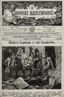 Nowości Illustrowane. 1907, nr26 |PDF|