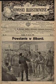 Nowości Illustrowane. 1914, nr5 |PDF|