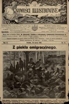 Nowości Illustrowane. 1914, nr13 |PDF|
