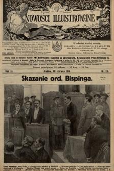 Nowości Illustrowane. 1914, nr25 |PDF|