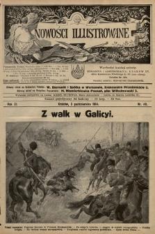 Nowości Illustrowane. 1914, nr40 |PDF|