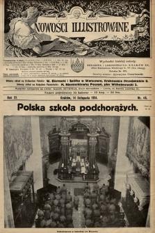 Nowości Illustrowane. 1914, nr46 |PDF|
