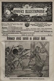 Nowości Illustrowane. 1921, nr11  PDF 