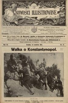 Nowości Illustrowane. 1915, nr17 |PDF|