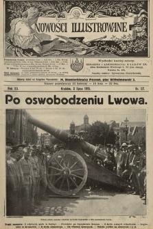 Nowości Illustrowane. 1915, nr27 |PDF|