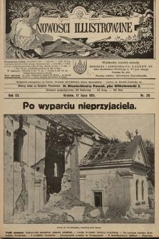 Nowości Illustrowane. 1915, nr29  PDF 