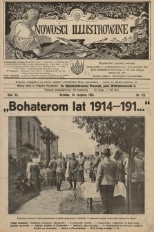 Nowości Illustrowane. 1915, nr33 |PDF|