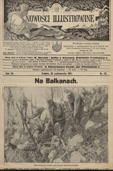 Nowości Illustrowane. 1915, nr43 |PDF|
