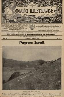 Nowości Illustrowane. 1915, nr49 |PDF|