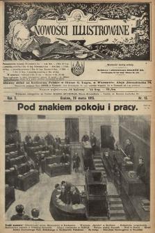 Nowości Illustrowane. 1913, nr13  PDF 