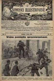 Nowości Illustrowane. 1913, nr27 |PDF|