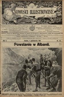 Nowości Illustrowane. 1913, nr40 |PDF|