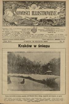 Nowości Illustrowane. 1924, nr2 |PDF|
