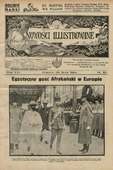 Nowości Illustrowane. 1924, nr30 |PDF|