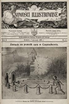 Nowości Illustrowane. 1905, nr2 |PDF|