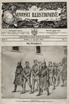 Nowości Illustrowane. 1905, nr3 |PDF|