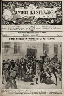 Nowości Illustrowane. 1905, nr10  PDF 