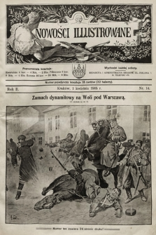 Nowości Illustrowane. 1905, nr14 |PDF|