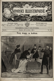 Nowości Illustrowane. 1905, nr18 |PDF|