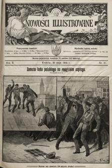 Nowości Illustrowane. 1905, nr21 |PDF|