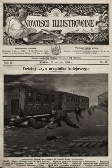 Nowości Illustrowane. 1905, nr33 |PDF|