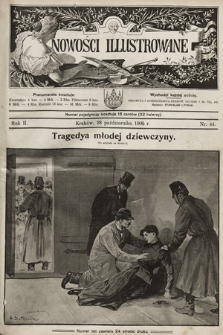 Nowości Illustrowane. 1905, nr44 |PDF|
