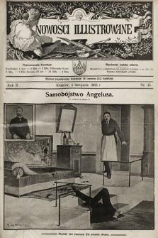 Nowości Illustrowane. 1905, nr45 |PDF|