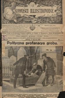 Nowości Illustrowane. 1912, nr1  PDF 