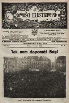Nowości Illustrowane. 1920, nr10  PDF 