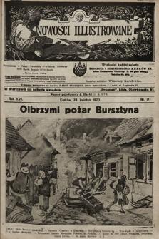 Nowości Illustrowane. 1920, nr17  PDF 