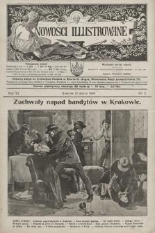 Nowości Illustrowane. 1909, nr11 |PDF|