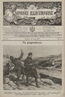 Nowości Illustrowane. 1909, nr12  PDF 