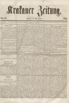 Krakauer Zeitung.[Jg.1], Nro. 48 (28 Februar 1857)