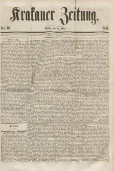 Krakauer Zeitung.[Jg.1], Nro. 50 (3 März 1857)