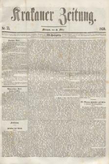 Krakauer Zeitung.Jg.3, Nr. 55 (9 März 1859)