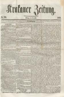 Krakauer Zeitung.Jg.3, Nr. 100 (3 Mai 1859)