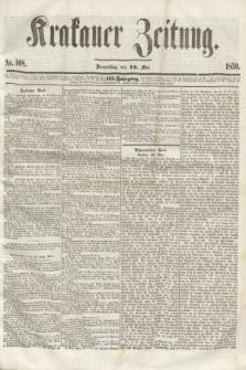 Krakauer Zeitung.Jg.3, Nr. 108 (12 Mai 1859)