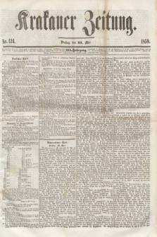Krakauer Zeitung.Jg.3, Nr. 124 (31 Mai 1859) + dod.