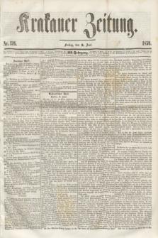 Krakauer Zeitung.Jg.3, Nr. 126 (3 Juni 1859)
