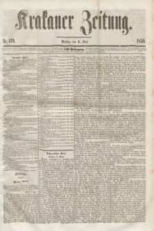 Krakauer Zeitung.Jg.3, Nr. 129 (7 Juni 1859) + dod.