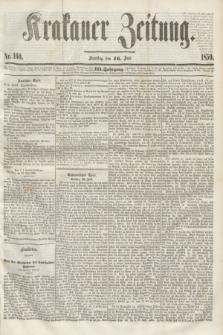 Krakauer Zeitung.Jg.3, Nr. 160 (16 Juli 1859) + dod.