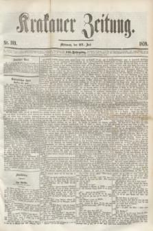 Krakauer Zeitung.Jg.3, Nr. 169 (27 Juli 1859)