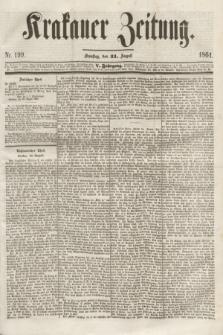 Krakauer Zeitung.Jg.5, Nr. 199 (31 August 1861)