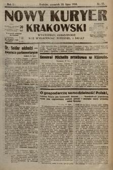 Nowy Kuryer Krakowski. 1918, nr23
