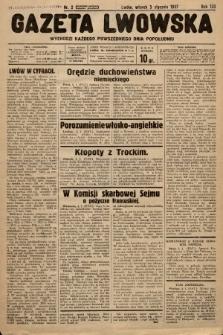 Gazeta Lwowska. 1937, nr2