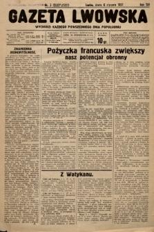 Gazeta Lwowska. 1937, nr3