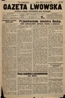 Gazeta Lwowska. 1937, nr4