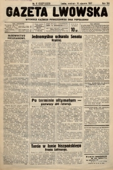 Gazeta Lwowska. 1937, nr6