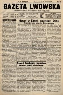 Gazeta Lwowska. 1937, nr9